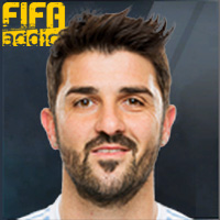 David Villa - CC  Rank 1on1