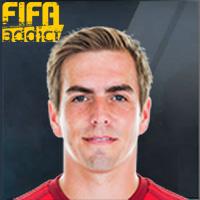 Philipp Lahm - LP  Rank 1on1