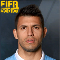 Sergio Aguero - 17  Rank Manager