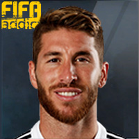 Sergio Ramos - CP  Rank Manager