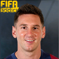 Lionel Messi - 16EC  Rank Manager