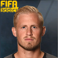 Kasper Schmeichel - LP  Rank 1on1