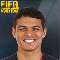 Thiago Silva - 16  Rank 1on1