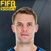 Manuel Neuer - 16  Rank 1on1