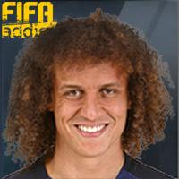David Luiz - XI  Rank Manager