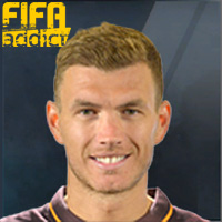 Edin Dzeko - 17  Rank Manager