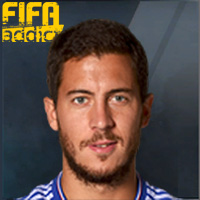 Eden Hazard - 17  Rank 1on1