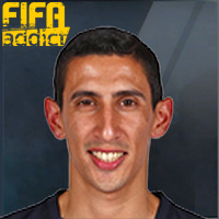 Angel Di Maria - XI  Rank 1on1