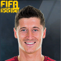 Robert Lewandowski - 16EC  Rank 1on1