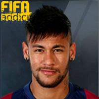 Neymar - 17  Rank 1on1