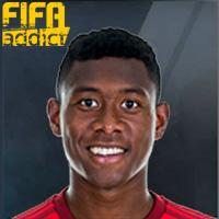 David Alaba LP Mùa Loyal Player Chỉ số ẩn Tiềm năng Thông tin cầu thủ FIFA  Online 3