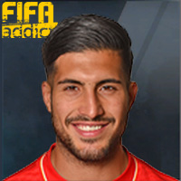 Emre Can - 17  Rank 1on1