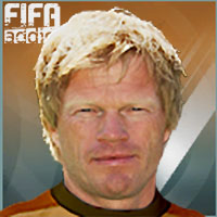 Oliver Kahn - CC  Rank 1on1