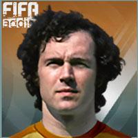 Franz Beckenbauer - CC  Rank Manager
