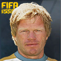Oliver Kahn - EL  Rank 1on1