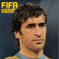 Raul Gonzalez Blanco - EL  Rank 1on1