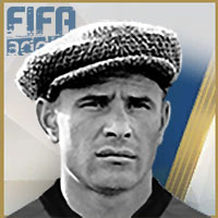 Lev Yashin - UB  Rank 1on1