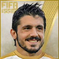 Gennaro Gattuso - WL  Rank 1on1