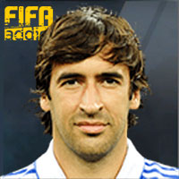 Raul Gonzalez Blanco - CC  Rank 1on1
