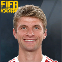 Thomas Muller - 14T  Rank 1on1