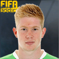Kevin De Bruyne - 14T  Rank Manager