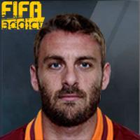 Daniele De Rossi - CP  Rank 1on1