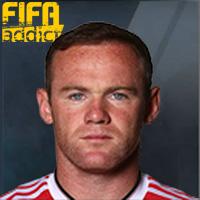 Wayne Rooney - LP  Rank 1on1