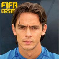 Filippo Inzaghi - 06U  Rank 1on1