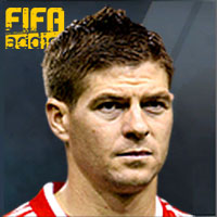Steven Gerrard - 06U  Rank 1on1