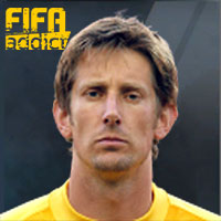 Edwin van der Sar - 06U  Rank 1on1