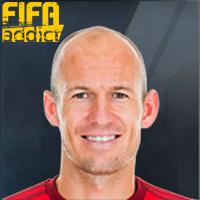 Arjen Robben - XI  Rank 1on1