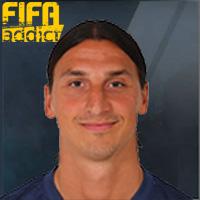 Zlatan Ibrahimovic - XI  Rank 1on1