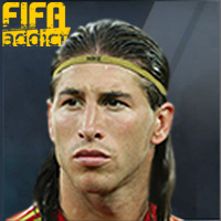 Sergio Ramos - XI  Rank 1on1