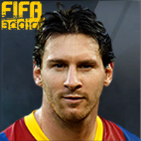 Lionel Messi - XI  Rank 1on1