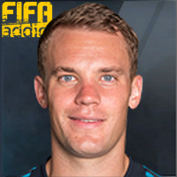 Manuel Neuer - XI  Rank 1on1