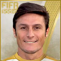 Javier Zanetti - WL  Rank 1on1