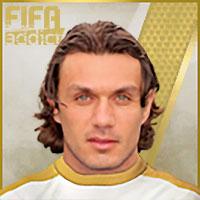 Paolo Maldini - WL  Rank 1on1