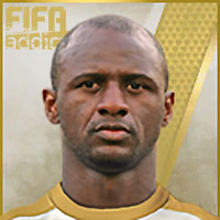 Patrick Vieira - WL  Rank 1on1