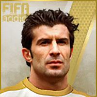 Luis Figo - WL  Rank 1on1