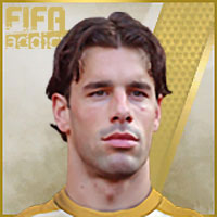 Ruud van Nistelrooy - WL  Rank 1on1